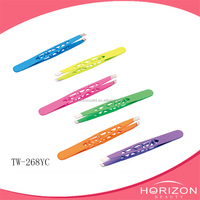 New style factory directly provide beauty tools eyebrow tweezer