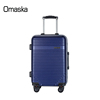 New Style Factory Supply Brake Wheel OEM ODM Logo 20 24 inch PC Trolley Luggage Set