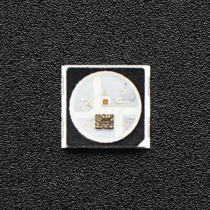 Odseven Mini 3535 RGB LEDs <strong>w</strong>/ Integrated led lights Chip 1 Pack of <strong>10</strong>