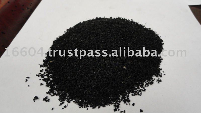 Tire Rubbers Crumbs Scrap Tire Recycling
