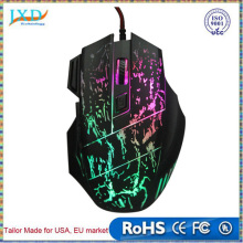 5500 DPI 7 Button LED Optical USB Wired Mouse Gamer Mice computer mouse Gaming Mouse