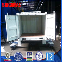 Overseas 5ft Mini Shipping Container For Sale