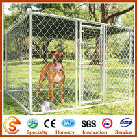 Cheap dog fence Chain link portable dog fence