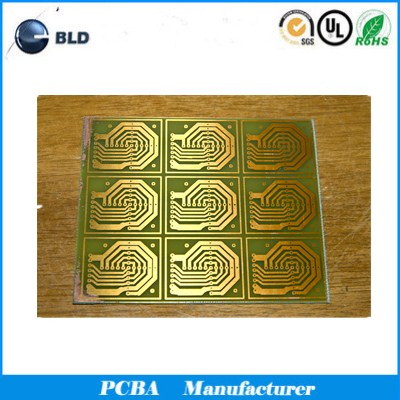 Stable multilayer mcpcb supplies red board pcb supplier