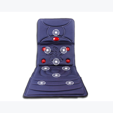 Heat and Vibration full body massage mat