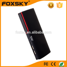 Free Samples Smart Phone/laptop/camera/GPS/mp3/mp4 USB Port mobile charger power bank China manufacturer