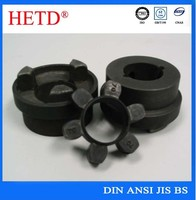 HRC70 HRC90 HRC110 HRC130 High precision lowest price jaw rubber coupling
