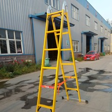 2016 New Design single straight frp grp fiberglass attic ladder