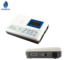 Ronseda 3 channel Digital Electrocardiograph/ECG machine