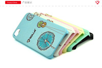 Colorful Protector for iphone4 PC case