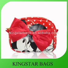 Cute Mickey mouse cosmetic bag or cosmetic case