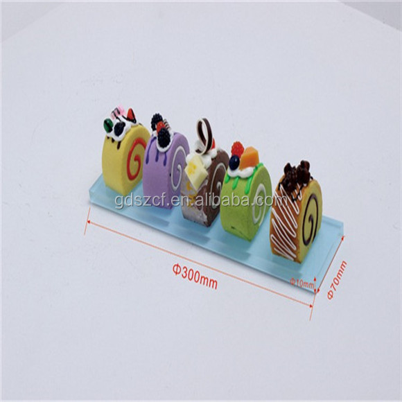 factory price wholesaler colorful acrylic cake pop stand