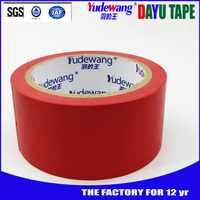 reflective caution pvc pipe wrapping tape