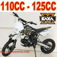 Kids Gas Dirt Bike 125cc