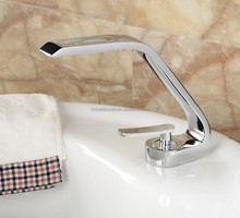 Beelee Modern Oil Rubbed Bronze Black Bathroom Basin Faucet Water Faucet