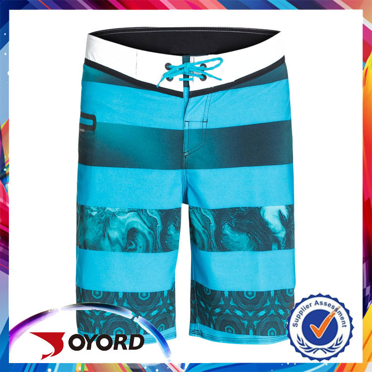 2017 High Quality Summer OEM Mens Swimming Trunks Beach Board Surf Swim Shorts Swimwear Mens