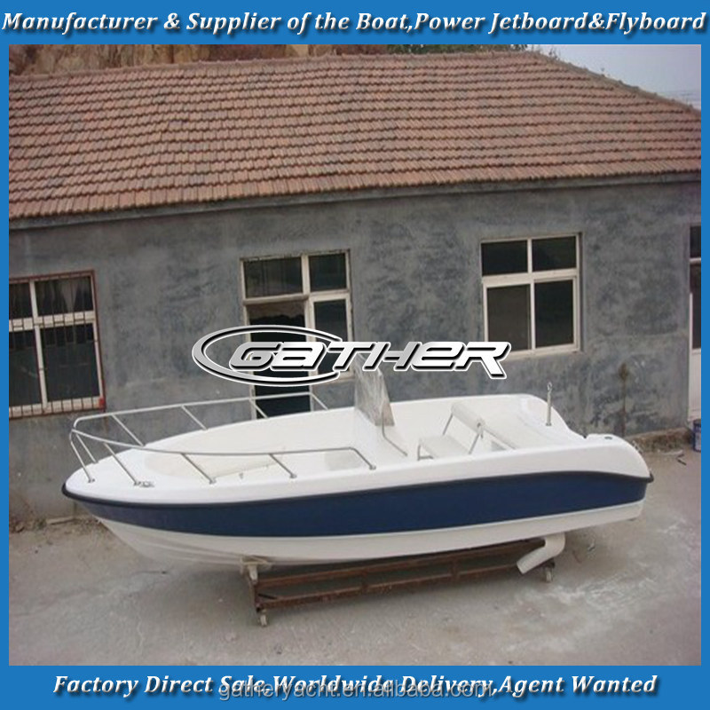 Popular classic design cheap price sport fishing boat