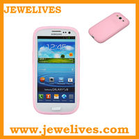 For samsung galaxy s3/SIII case/i9300 silicon case/cell phone cases