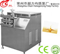 Dairy Beverage and Food Processing Machinery High Pressure Homogenizer