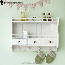 Professional manufacture wooden rack home decoration items