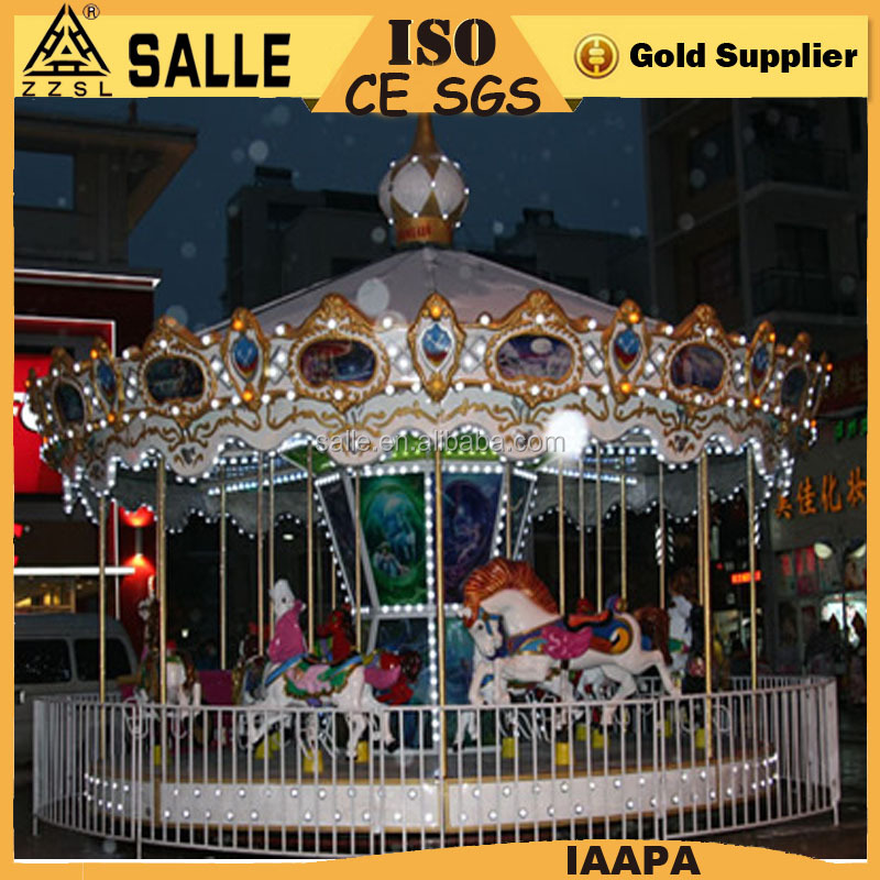 interesting outdoor used merry go rounds carousel for sale carousel horses