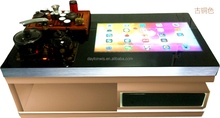 A variety of sizes waterproof smart touch table, kiosk, advertising player