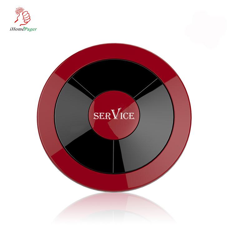 Haute qualité imperméable à l'eau sans fil de téléavertisseur de service avec touches bouton d'appel - ANKUX Tech Co., Ltd