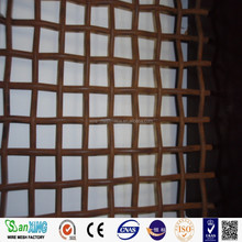 Stainless crimped wire mesh Screen