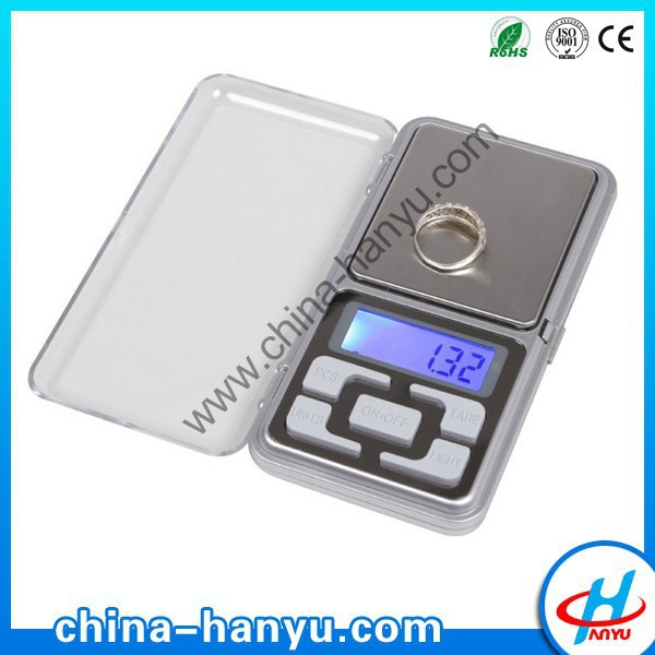HY-MH mini mh series pocket scale 200g