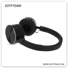 Premium bt headsets polymer li ion battery wireless bluetooth 4.2 stereo double ears headset