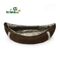 New hot-sale large round dog bed