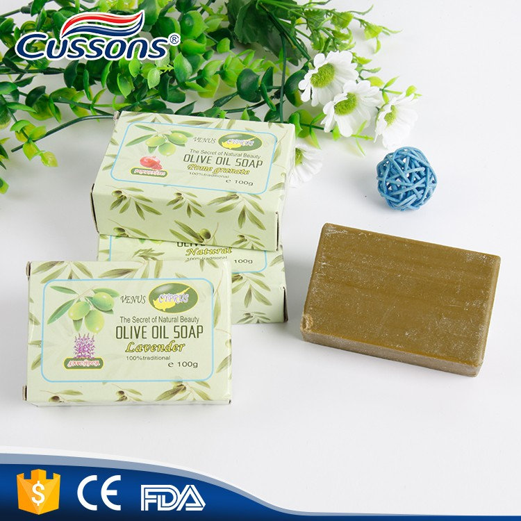 Custom Luxury Packing Hotel Natural Bath Soap