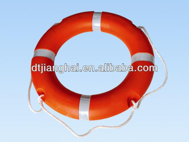 Solas approved 2.5kg 4.3kg marine life buoy Rescue Ring