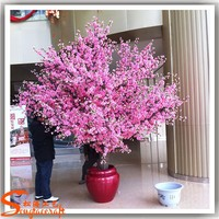 2015 new products weddings centerpiece of silke cherry blossom trees for sale