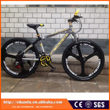 light and strong aluminum dual suspension frame mountain bike 29er