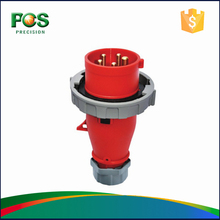 Customized professional cee 16a industrial plug ip44