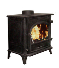 Contemporary wood burning stoves china factory directly fireplace for sale