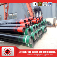 fluid stainless steel water well casing pipe