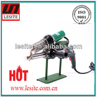 2014 on promotion high frequency German motor hot air gun water pipe welding machine