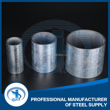 Advance building material best products for import galvanized round hollow section steel pipe
