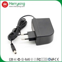 Free sample and low cost 15v 1.5A 1500ma ac dc adapter for UK US AU EU