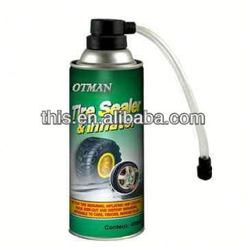 MSDS TUBELESS TIRE SEALANT