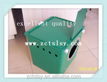 the hot excellent quality plastic rabbit nest box for poultry house