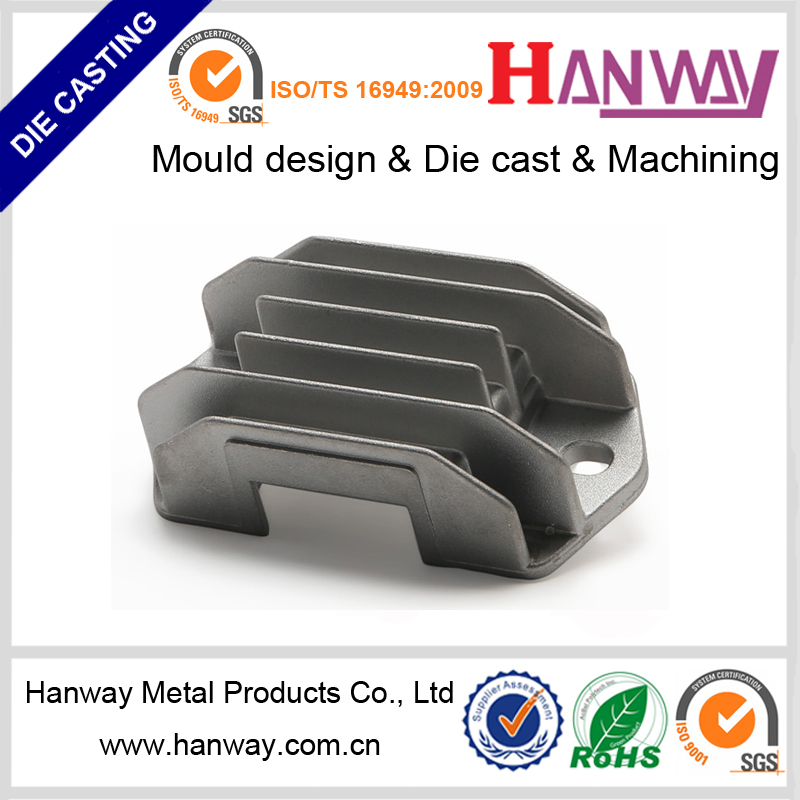 China manufacture aluminum die casting accessories 50cc motorcycle