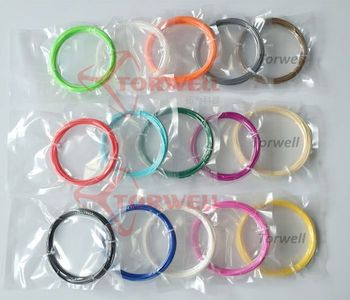 2017 3D pen filament refills ABS & PLA filament pack 10-30 colors for 3D pen