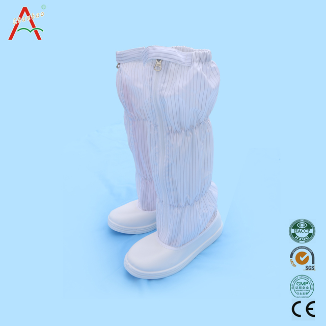 Anti Static Safety Shoes with esd boots style for electornical factory wear
