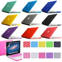 "New Laptop Rubberized Hard Cover Case For Apple Mac Book Air 11"" / 13"""