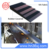 General Industrial Equipment Rubber Conveyor Belt For Ports
