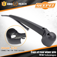 Professional China wiper blade supplier graphite coating wiper blades rear wiper arm cap for Volkswagon