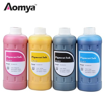 Aomya pigment ink for Epson large format printer R1800/4880
